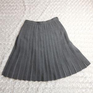 Vintage Talbot's Pleated Schoolgirl skirt